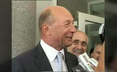 Traian Basescu participa la \