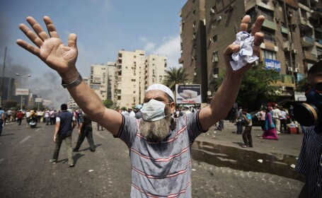 Egipt, revolte - 2