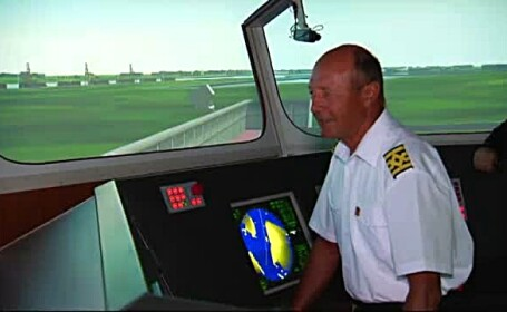 Traian Basescu marinar