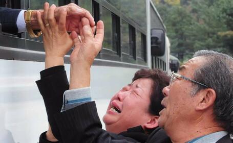 Coreea de Nord accepta reluarea reuniunilor familiilor coreene separate de razboi