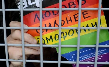Rusia, comunitate, gay