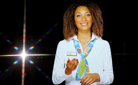O primarie din Marea Britanie a inlocuit receptionera institutiei cu o holograma de 12.000 de lire