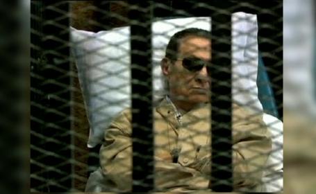 Hosni Mubarak in arest