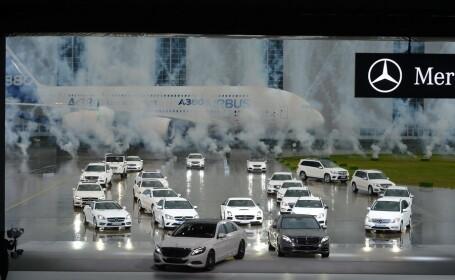 Daimler spulbera tot in materie de masini. Modelele care i-au dublat profitul, la 2 mld. dolari in doar trei luni