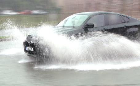 Timisoara inundatii strazi