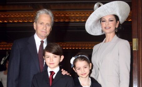 Michael Douglas, Catherine Zeta Jone
