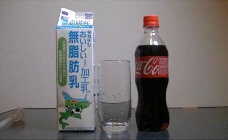 Lapte Cola
