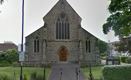 biserica in Windsor