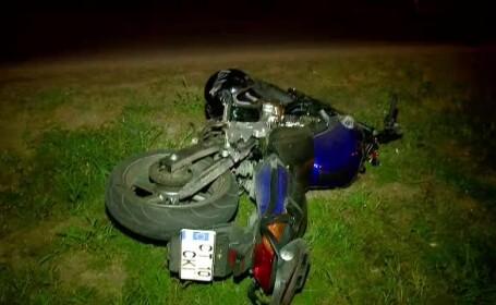 Un pieton ce traversa regulamentar si motociclistul ce l-a lovit au murit joi noapte in Mamaia