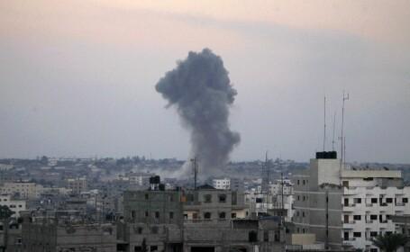 Razboi in Gaza. Israelul isi va continua operatiunile in Fasia Gaza \