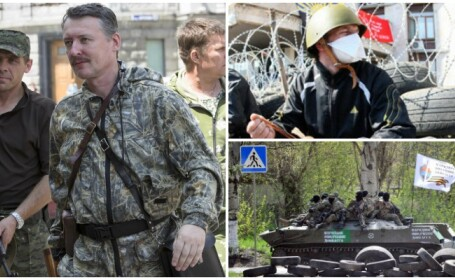 Criza in Ucraina. Purtator de cuvant al rebelilor: \