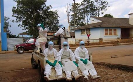 Un al doilea medic american, infectat cu virusul Ebola in Africa. OMS: Numarul bolnavilor a ajuns la 20.000; 1.552 de decese