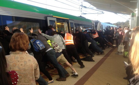 metrou in Australia