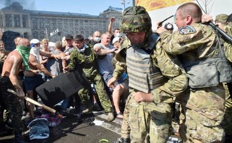 Criza in Ucraina. Secretarul american de stat John Kerry: Trupele rusesti se retrag din Ucraina