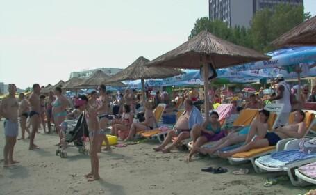 Peste 200.000 de turisti, la malul marii. Se anunta cel mai aglomerat weekend din acest an