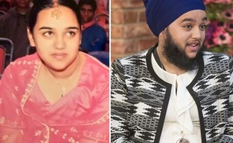 Harnaam Kaur, singura femeie prezenta la expozitia celor mai tari barbi din lume