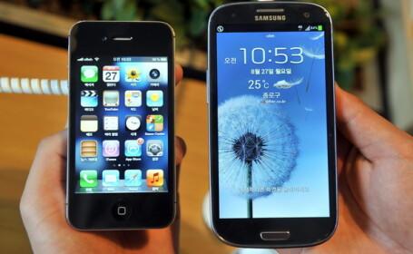 Apple si Samsung