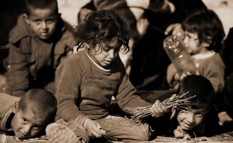 Copii refugiati