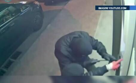 Suceveanul de 27 de ani care fura din bancomatele din Torino dupa ce le arunca in aer a fost arestat chiar inainte de nunta