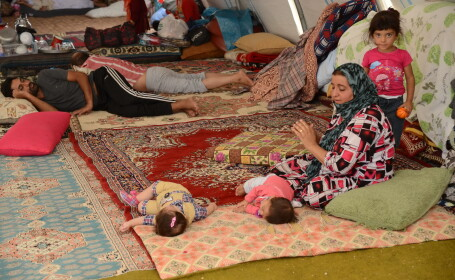 Refugiati irakieni