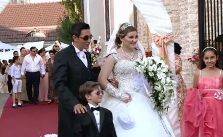 Nunta in clanul tiganesc Stancu din Timisoara. Adrian Minune si Nicolae Guta, printre invitatii de seama