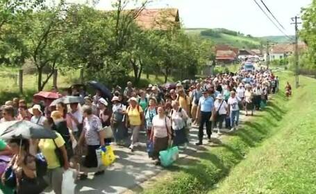 procesiune Nicula