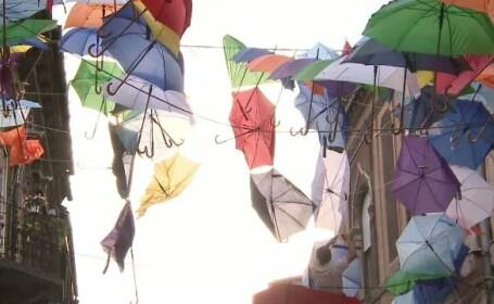 umbrelute arad