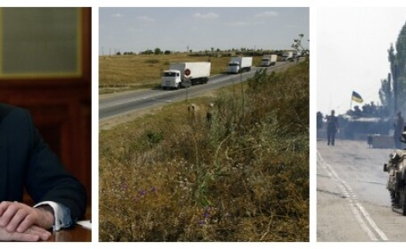 Criza in Ucraina: Armata ucraineana \