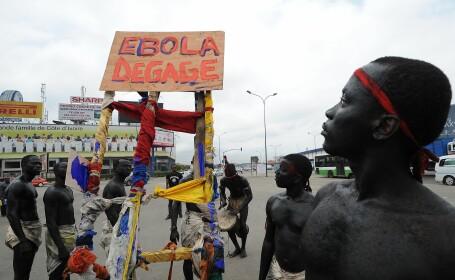 Un cameraman al NBC News s-a infectat cu Ebola in Liberia. Anuntul a fost facut pe site-ul televiziunii americane