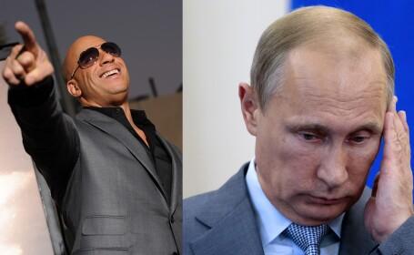 Vladimir Putin, Vin Diesel