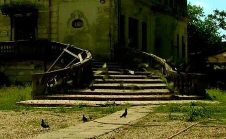 Casa lui George Enescu a ajuns o ruina. Explicatia autoritatilor pentru lipsa de interes fata de \
