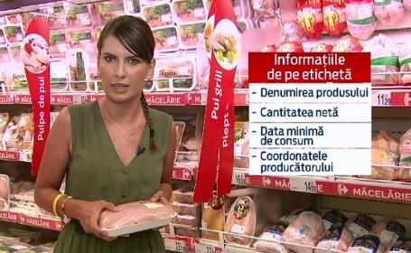 Campania pentru etichetarea corecta a carnii de pasare a ajuns in Romania. Reactia romanilor cand au vazut gaina uriasa