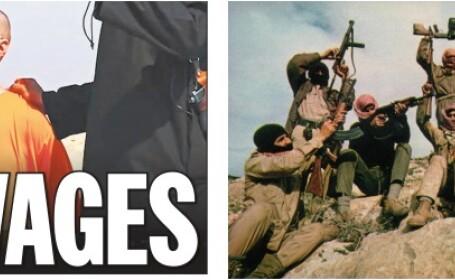salbatici, ISIS