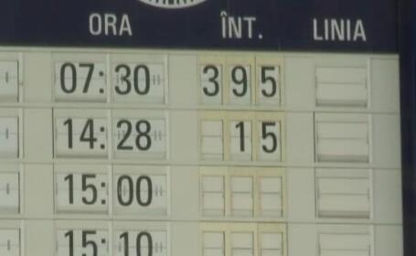 CFR muta Timisoara la 16 ore de Bucuresti. Povestile calatorilor care au stat in \