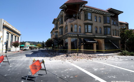 Cutremur in California