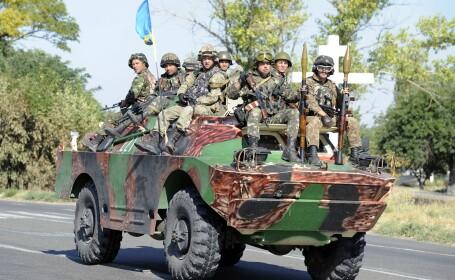 ucraina soldati