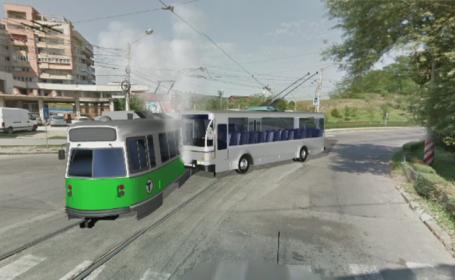 Animatie tramvai