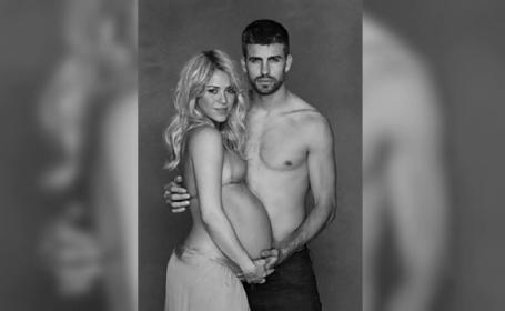 Shakira insarcinata