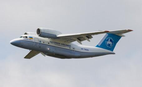 Un avion civil ucrainean s-a prabusit in desertul din Algeria. Operatiuni de cautare ale celor 7 persoane de la bord