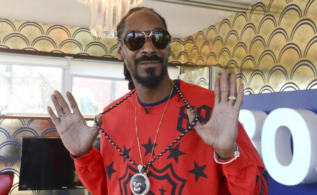 Snoop Dogg - GETTY