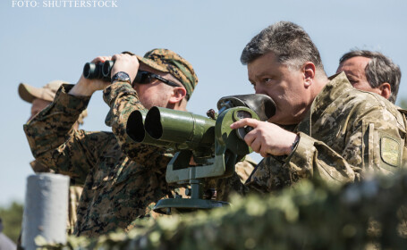 Presedintele Ucrainei: \