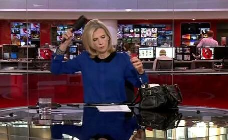 prezentatoare, BBC