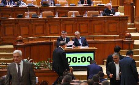 Parlament - agerpres