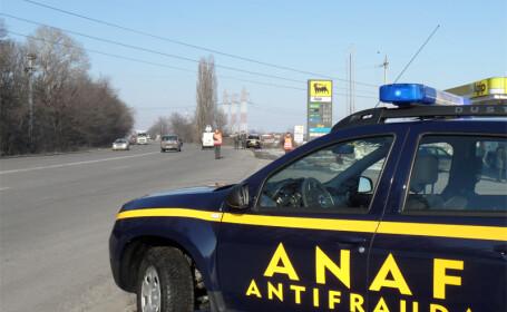 masina ANAF