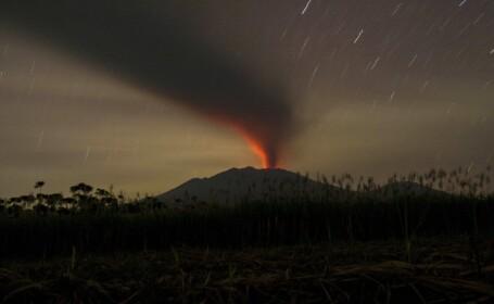 vulcan raung eruptie -agerpres