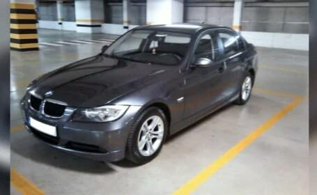 Pradati in Bulgaria: BMW-ul care dispare in 7 minute intr-o parcare platita. Alti romani au ramas fara inelul de logodna