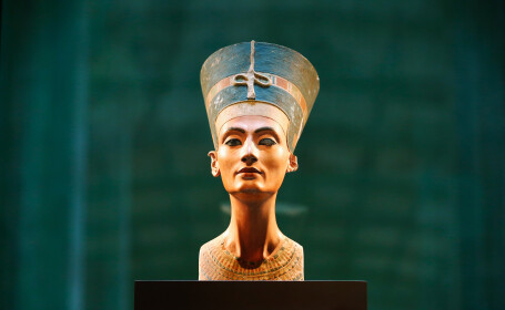 nefertiti - getty