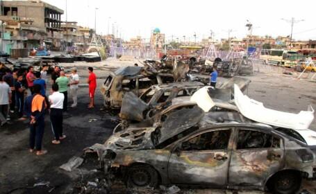 atentat Bagdad