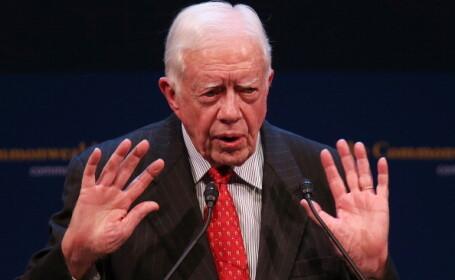 Jimmy Carter - Getty