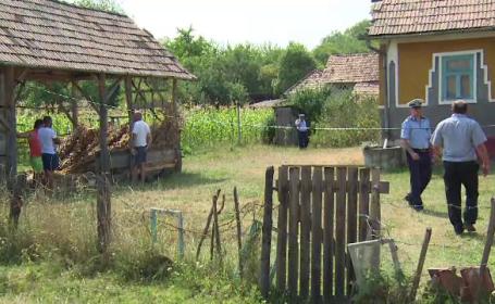 Un adolescent din Alba a ucis un batran de 76 de ani. De la ce a pornit cearta intre cei doi